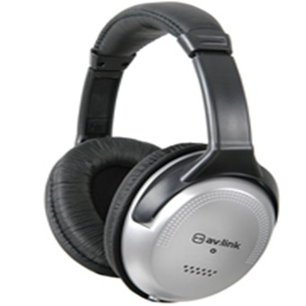 Stereo Headphones with In-line Volume Control
