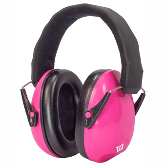 Junior Ear Defenders - Pink