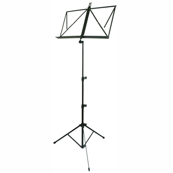 Student Series Music Stand - Black