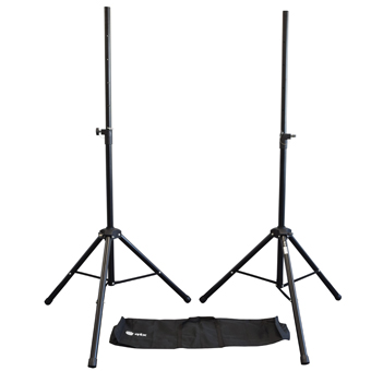 Heavy Duty Speaker Stand Kit with Bag
