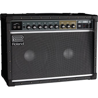 JC40 Guitar Amplifier