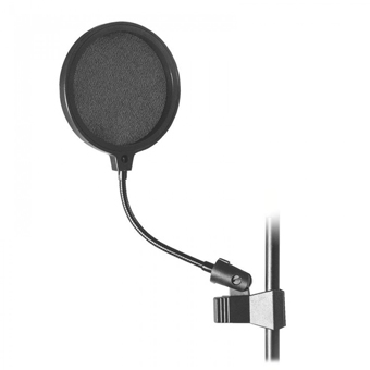 Microphone Pop Shield - 6""