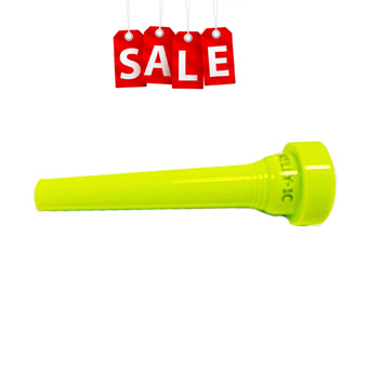 1C Trumpet Mouthpiece - Radical Green RRP £27.50 NOW £18.70