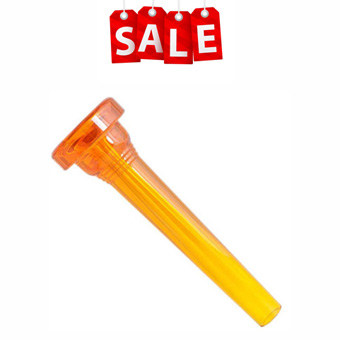 3C Flugel Mouthpiece - Crystal Orange RRP £29.95 NOW £20.37