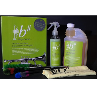 b# Brass Instrument Cleaning Kit