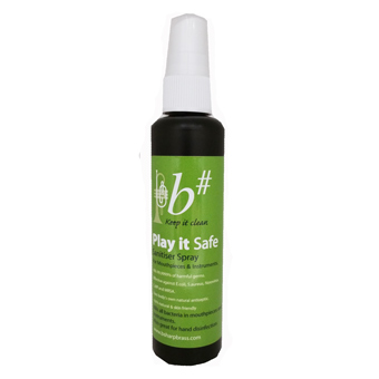 b# Play it Safe Sanitiser Spray - 100ml