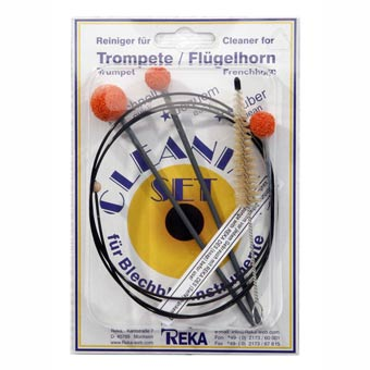 Trumpet / Cornet / Flugel Cleaning Kit
