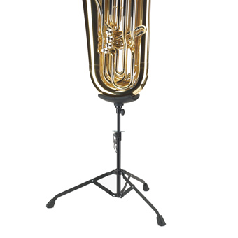 K & M 14950 Tuba Playing Stand - Short