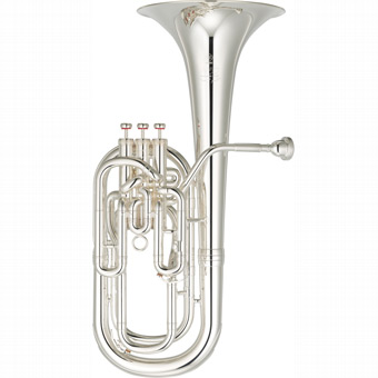 Yamaha YBH831S Neo Baritone in Silver RRP £4948 NOW £3595