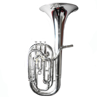 BHT500 Baritone in Silver RRP £1095 NOW £895