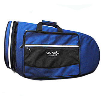 Euphonium Gig Bag in Blue