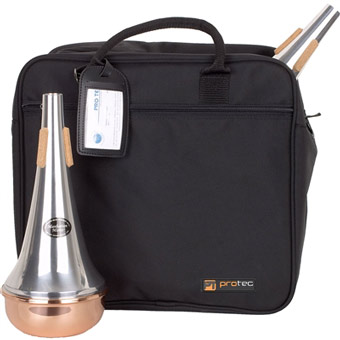 M401 Tenor Trombone Mute Bag With Modular Divider