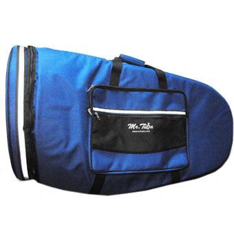 EEb Tuba Gig Bag in Blue