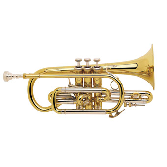 Stradivarius 184ML Bb Cornet in Lacquer