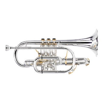 Prestige BE2028 Bb Cornet in Silver