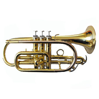 CRT100 Bb Cornet in Lacquer
