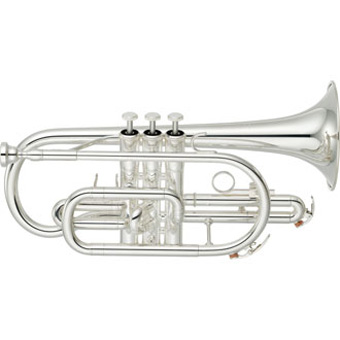 YCR2330SIII Bb Cornet in Silver RRP £894 NOW £575
