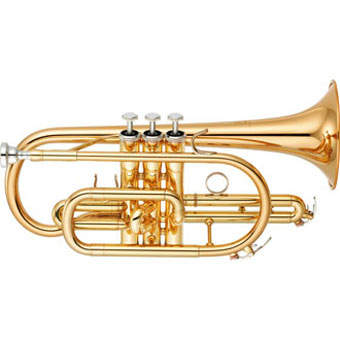 YCR4330GII  Bb Cornet in Lacquer RRP £989 NOW £645