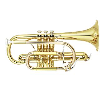 YCR-8335 Neo Cornet with Yellow Brass Bell in Lacquer