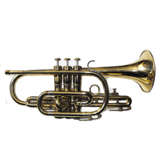 Ambassador (Long Model) Bb Cornet in Lacquer