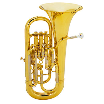 BE968 Sovereign Euphonium in Lacquer