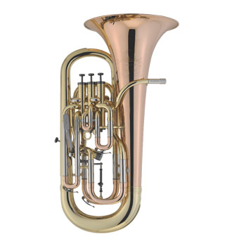 Oldroyd Cardinal Euphonium in Lacquer