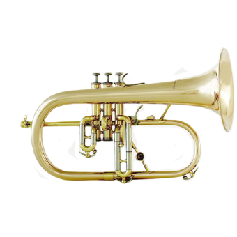 AC154 Flugel Horn in Lacquer