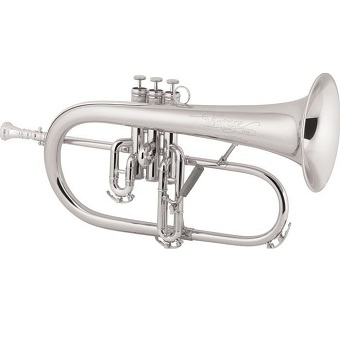 Vintage One Flugel Horn In Silver RRP £3395 NOW £2195