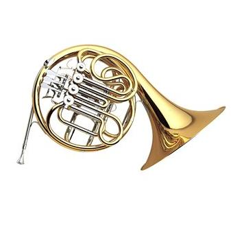 YHR 567D F/Bb Detachable Bell French Horn