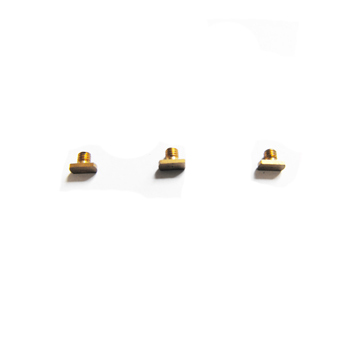 Brass Valve Guide - Pack of 3
