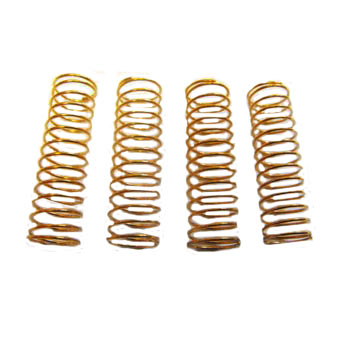 Baritone Valve Springs (Light tension) - Pack of 4