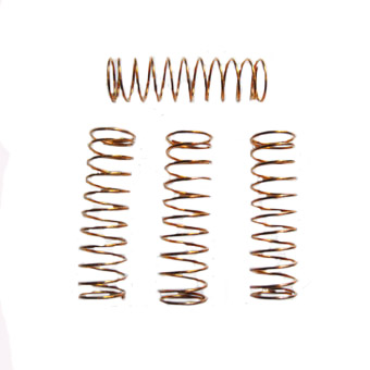 Tuba Valve Springs - Pack of 4
