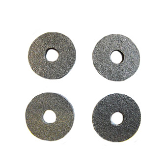 Tuba Valve Felts - Pack of 4