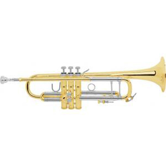Bach Stradivarius 180-37 Bb Trumpet in Lacquer