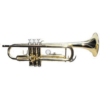 TR100 Bb Trumpet in Lacquer