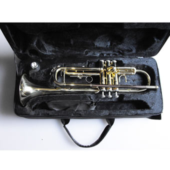 Trevada TR100 Bb Trumpet in Lacquer RRP £249 NOW £199