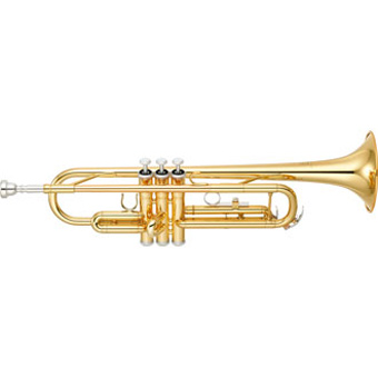 YTR3335 Trumpet in Lacquer RRP £717 NOW £505
