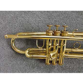 Conn 52B Constellation Bb Trumpet in Lacquer