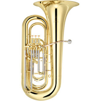 YBB632 Neo BBb Tuba in Lacquer