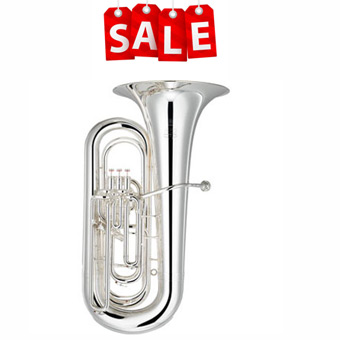 YBB632S Neo BBb Tuba in Silver RRP £10262 NOW £7700