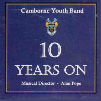 10 Years on - Camborne Youth Band