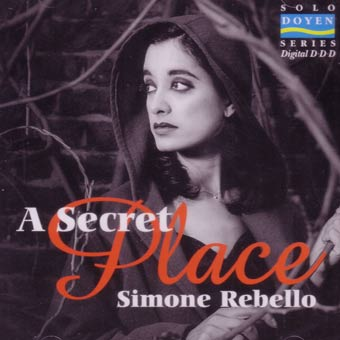 Simone Rebello - A Secret Place