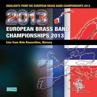 Highlights from the European Brass Band Championships 2013