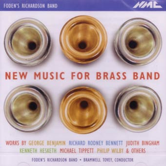 Foden's Richardson Band - New Music For Brass Band