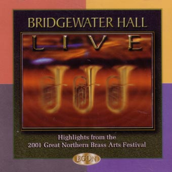Various Bands - 2001 Bridgewater Hall Live