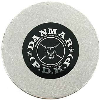 DA 210MK Single Metal Bass Drum Impact Disc