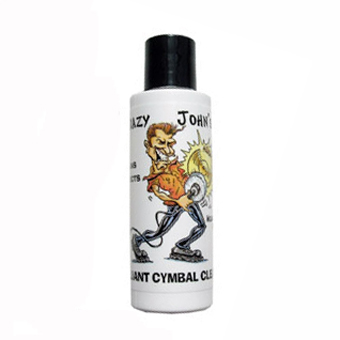 Crazy John's Brilliant Cymbal Polish