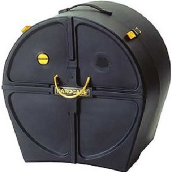 Hardcase 20 Inch Bass Drum Case