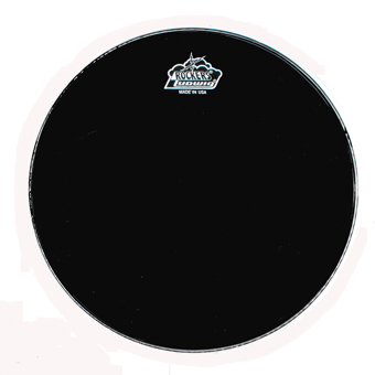 ludwig rockers 8 drum head black sale items drum heads drums musical instruments. Black Bedroom Furniture Sets. Home Design Ideas
