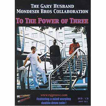Gary Husband/Mondesir Brothers Collaboration - To the Power of Three